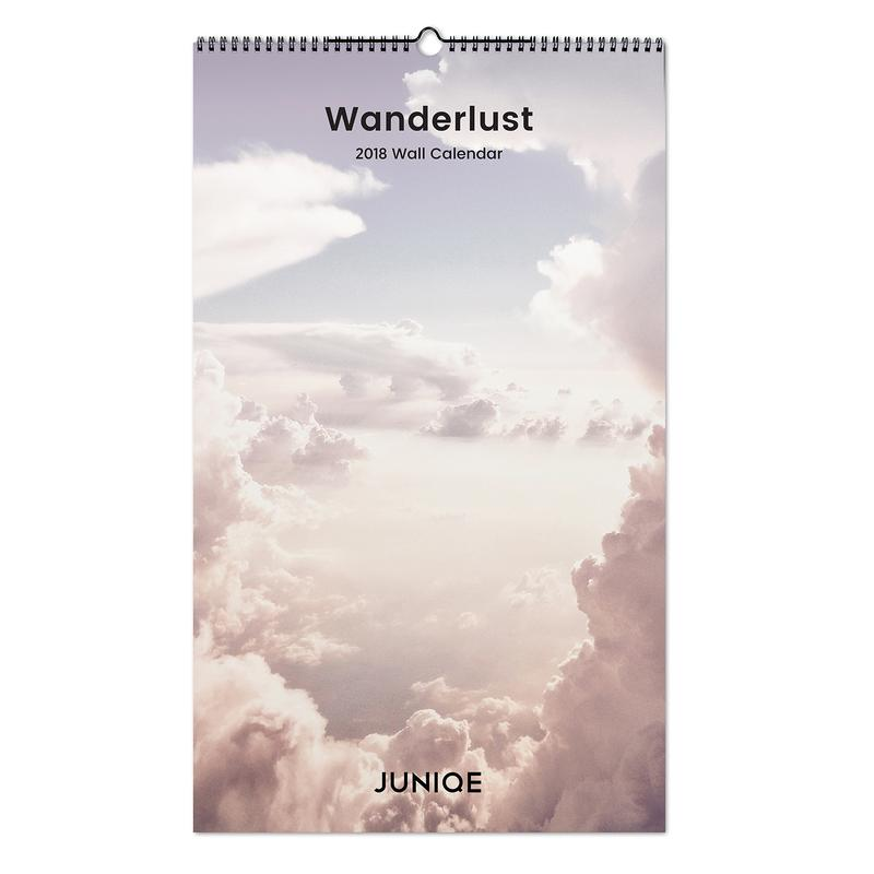 Wanderlust als wandkalender von juniqe juniqe - Wanderlust geschenke ...