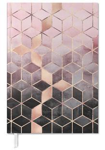 Pink Grey Gradient Cubesby Elisabeth FredrikssonPersonal Planner€ 19,99 946740d9e3