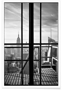 promo code 5e130 e3da4 Window To The Worldhos Cordula SchaeferPlakatfrom 49,00 kr