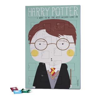 Weihnachtskalender Harry Potter.Harry Potter Toy 2018 Chocolate Advent Calendar Ritter Sport Juniqe