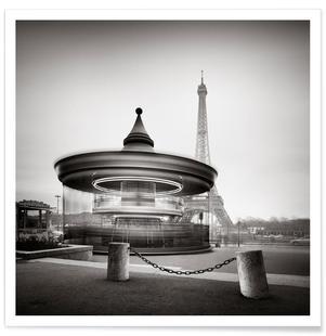 Tour Eiffel - Study 2