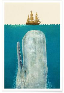 the latest 7a375 e8284 The Whalehos Terry FanPlakatfrom 49,00 kr