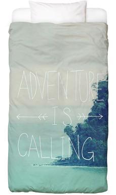 Adventure is Calling Bed Linen