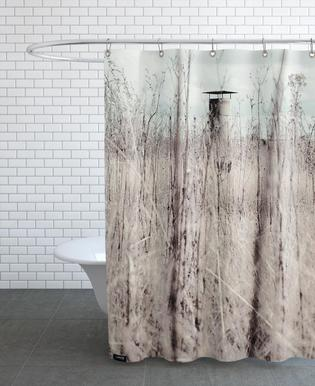 Look Out As Shower Curtain By Ballack Art House
