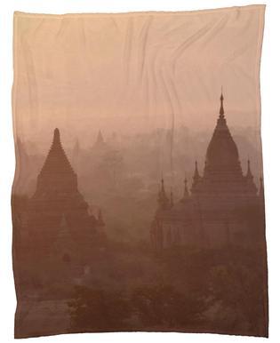 Bagan Fleece Blanket