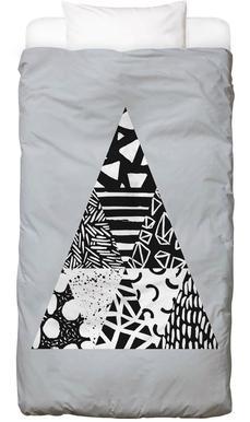 Patterned Tree Sängkläder