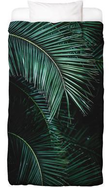 Palm Leaves 9 Linge de lit