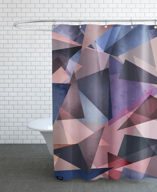 Fragments 2 Shower Curtain