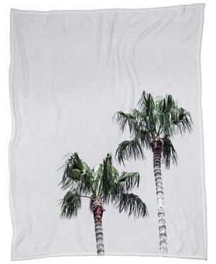 Palm Trees 6 Plaid