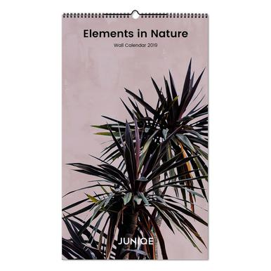 Elements in Nature 2019 Wandkalender