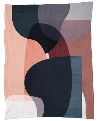 Graphic 193 Fleece Blanket