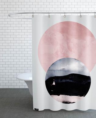 Minimalism 31 Duschvorhang