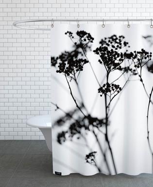 Silhouettes 4 Duschvorhang