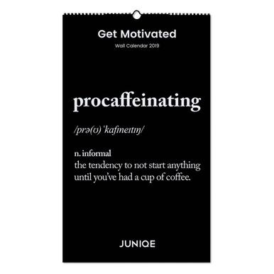 Get Motivated 2019 Calendrier mural