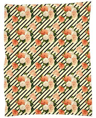 Chrysanthemum Rain plaid