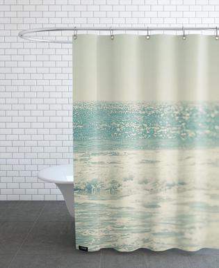 Ocean Lake Seascape Shower Curtains