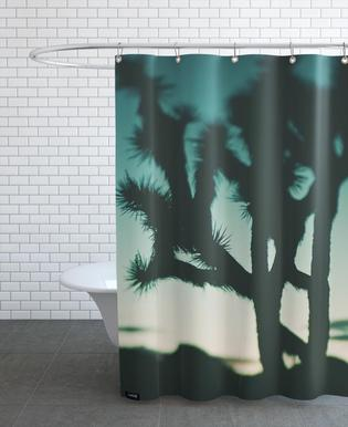 Last Night I Dreamt of the Desert No.1 Shower Curtain