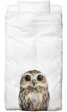 Little Owl Linge de lit