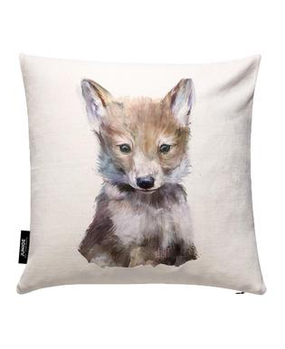 Little Wolf Cushion Cover