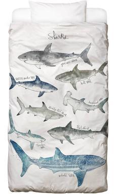 Sharks Linge de lit