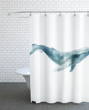 Whales Shower Curtains