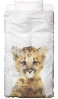 Little Mountain Lion Linge de lit enfant