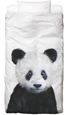 Little Panda Linge de lit enfant
