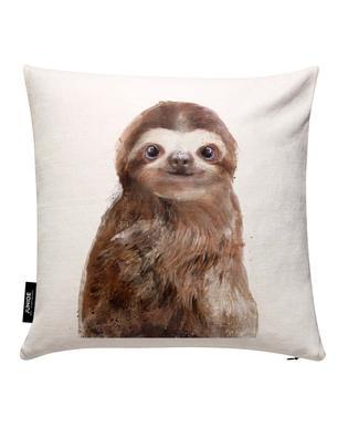 Little Sloth Cushion Cover