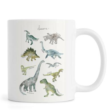 Dinosaurs Mok