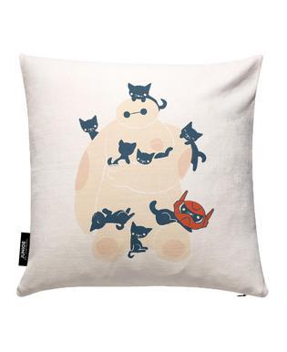 Kittens Cushion Cover