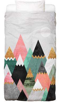 Pretty Mountains Linge de lit enfant