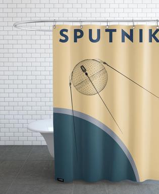 Sputnik 1 Rideau de douche