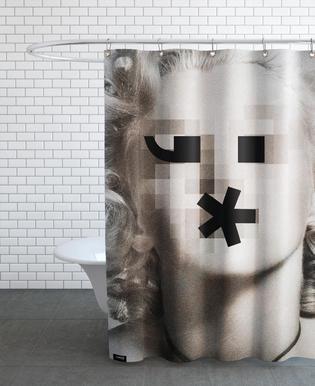 Retro Pop Emoticons Marilyn Douchegordijn