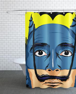 Batman shower curtains | JUNIQE