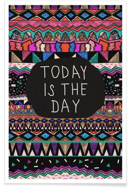 Today is the day Poster