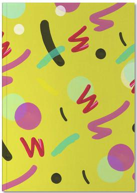 New Wave Circus Notebook