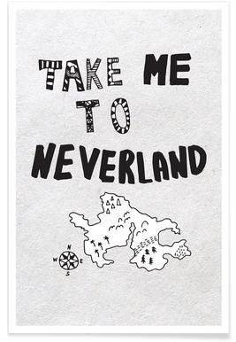 Take Me To Neverland Poster
