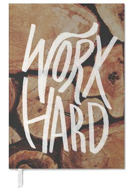 Work Hard agenda