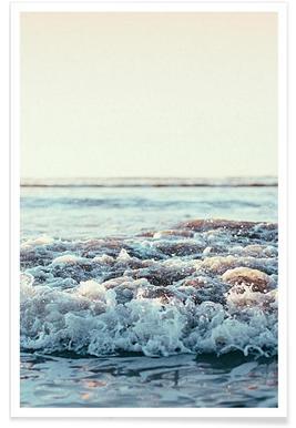 Pacific Ocean affiche