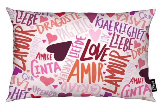 Love Languages Kissen