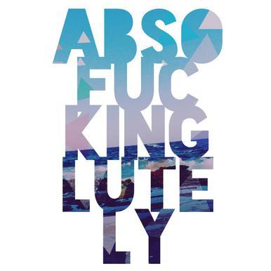 Abso...lutely! II Acrylglasbild