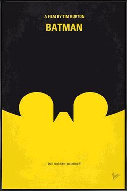 Batman Affiche sous cadre standard
