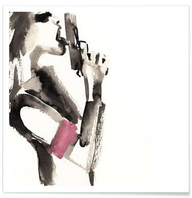 A Girl Is a Gun Poster