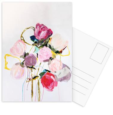 Bloom 0709 Postcard Set