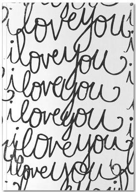 love love love Carnet de note