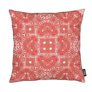 Two Cents Cushion