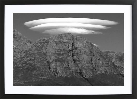 Event Arising (Stellenbosch South) ingelijste print