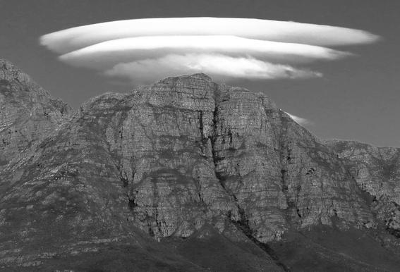 Event Arising (Stellenbosch South) acrylglas print