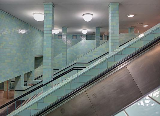 Alexanderplatz 04 -Leinwandbild