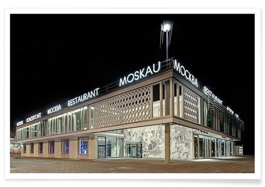 Cafe Moskau No. 1 poster